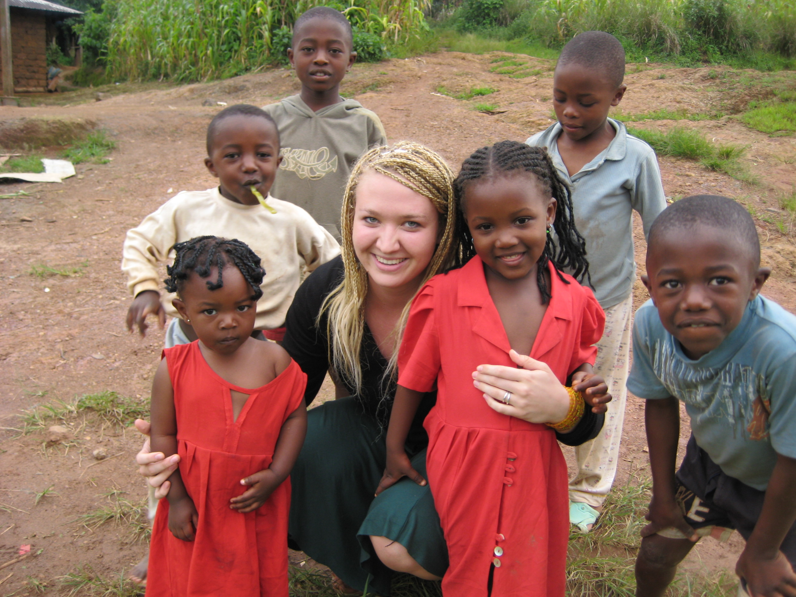 Megan Chapman | Kiva Stories from the Field