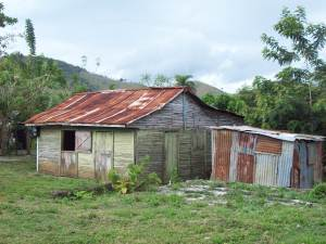 Home in the country side of the Dominican Republic