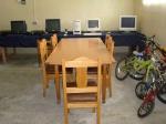 ECC El Sauce even has internet and bike rental services