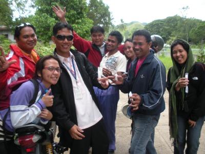 Group of Hagdan Staff