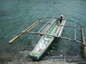 Camiguin - Boat