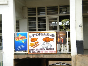 Happy end bar