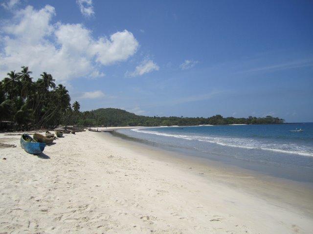 Best Beaches In Sierra Leone