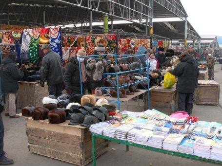 Narantuul Outdoor Market - Ulaanbaatar, Mongolia
