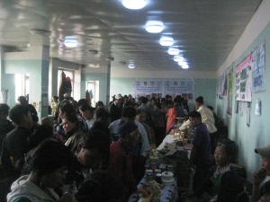 Uvurkhangai Trade Fair