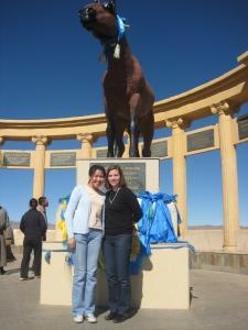Uvurkhangai Horse Monument