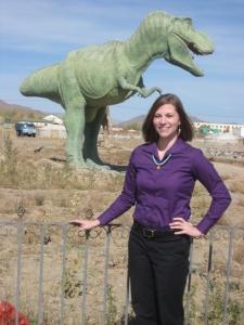 Bayankhongor Dinosaur Park