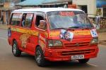 Rwanda Minibus: Arsenal