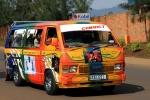 Rwanda Minibus: Nicky Minaj