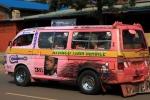 Rwanda Minibus: Usher