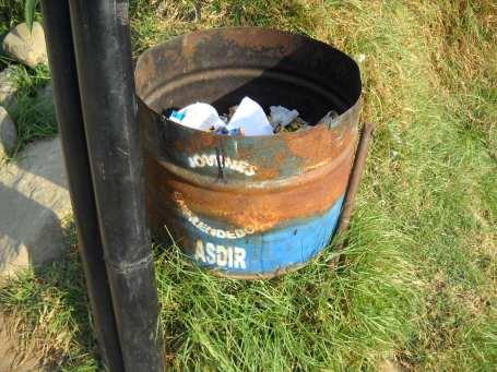 Nimasac Trash Bin