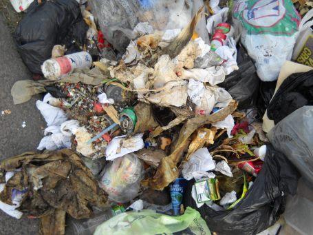 Totonicapan Trash Pile