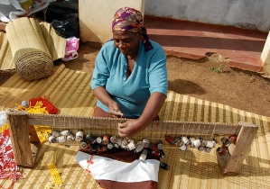 Zulu Traditional Weaving