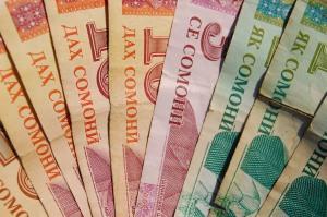 Tajikistani banknotes