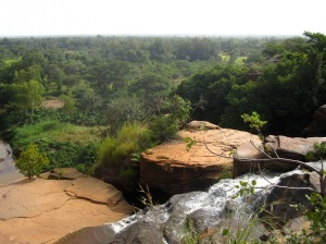 Beautiful, green Burkina!