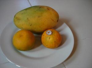 Fresh Fruit in Cambodia