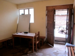 Arariwa meeting room