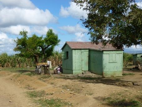 A batey in El Seibo - David Gorgani, Dominican Republic