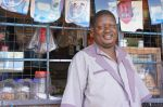 5) Mombasa Branch - SMEP Borrower Munga - Bought maize, flour and other items for his duka