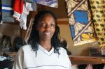 7) Karatina Branch - SMEP Borrower Regina - Expanded product offerings to include ladies underwear and shoes