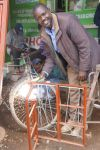 19) Nakuru Branch - Future SMEP / Kiva Borrower - Will use loan to expand his welding business