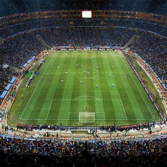 Senegal's soccer stadium -- Dakar, Senegal