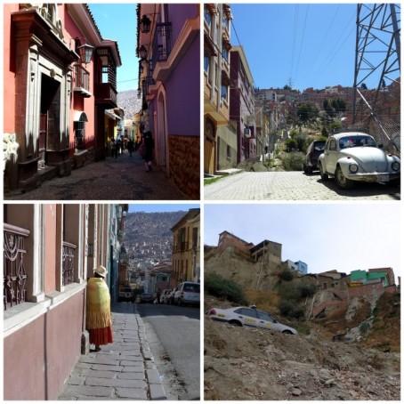Tipsy-topsy world of La Paz