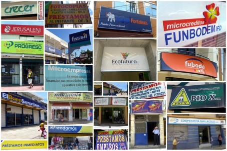 Microcredit Options Abound in Bolivia