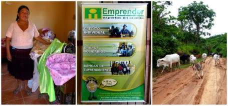 Emprender's loan products reach a range of borrowers often in rural areas