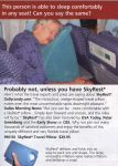 The infamous SkyMall pillow ad