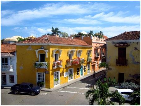 Colonial center of Cartagena de Indias