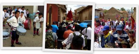 Fiesta de San Severino: A People's Party in the Steets