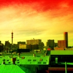 Johannesburg: not that scary