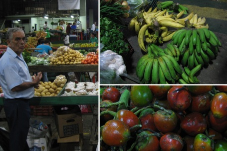 the farmer's market in Ciudad Quesada is open on Thursdays and Fridays