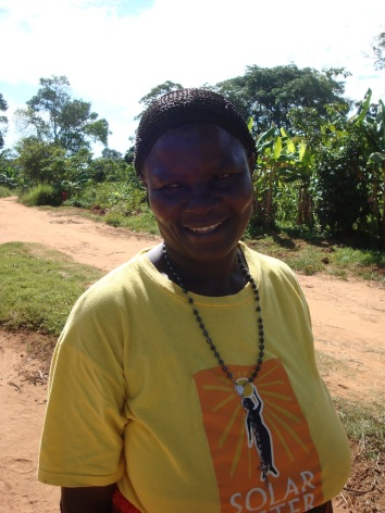 Jane-Francis, Solar Sister Entrepreneur