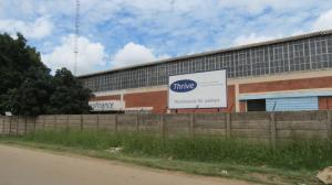 Thrive Microfinance's head office and training center in the Willowvale district of Harare.
