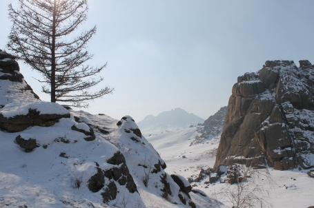 Mongolians often escape to the countryside on weekends to enjoy the pristine air
