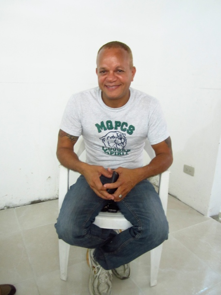 Ramón, owner of an internet center and Kiva borrower