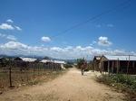 Elisabel's neighborhood in Los Alcarrizos
