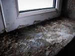 an example of a well-insulated window in a Mongolian house