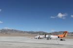 the plane we took to Bayan-Olgiy