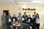 the Kiva borrowers who were recognized by XacBank